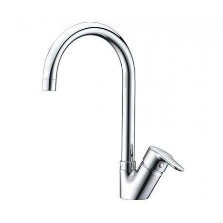 Смеситель Wasser KRAFT Ruhr 24407 для кухни
