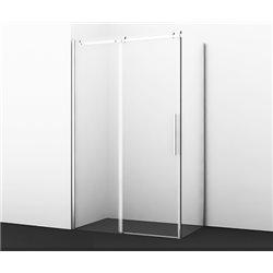 Душевой уголок WasserKRAFT Dinkel 58R06 120х80х200 см, с рздвижными дверьми