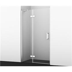 Душевая дверь WasserKRAFT Aller 10H05L 120 см, распашная (петли слева)