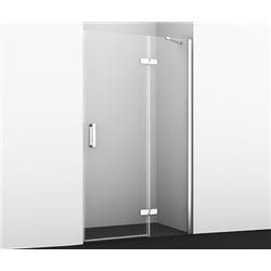 Душевая дверь WasserKRAFT Aller 10H05R 120 см, распашная (петли справа)
