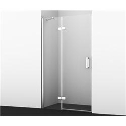 Душевая дверь WasserKRAFT Aller WHITE 10H05LW 120 см, распашная (петли слева)