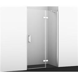 Душевая дверь WasserKRAFT Aller WHITE 10H05RW 120 см, распашная (петли справа)