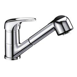 Смеситель WasserKRAFT Oder 6365 для кухни с выдвижным изливом