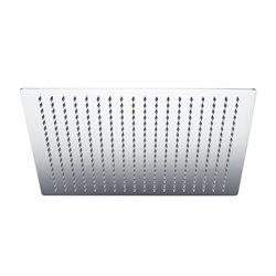 Верхний душ WasserKRAFT A119 квадратный 400х400 мм