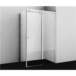 Душевой уголок WasserKRAFT Vils 56R07 120x90x200 см, с рздвижными дверьми