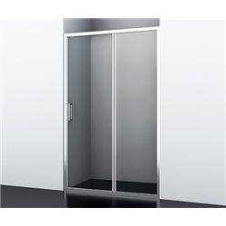 Душевая дверь WasserKRAFT Main 41S05 120 см, раздвижная