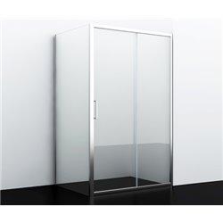 Душевой уголок WasserKRAFT Main 41S07 120x90x200 см, с раздвижными дверьми