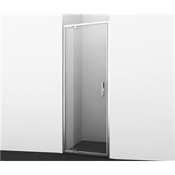 Душевая дверь WasserKRAFT Berkel 48P27 80 см (75-85 см), распашная