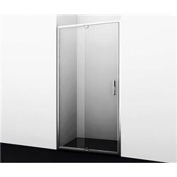 Душевая дверь WasserKRAFT Berkel 48P12 100 см (95-105 см), распашная