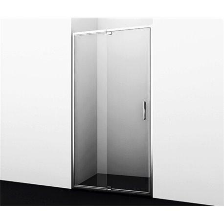 Душевая дверь WasserKRAFT Berkel 48P13 110 см (105-115 см), распашная
