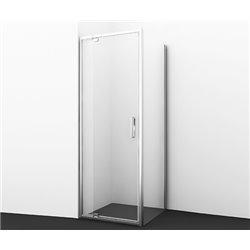 Душевой уголок WasserKRAFT Berkel 48P02 80х80х200 см, с распашными дверьми