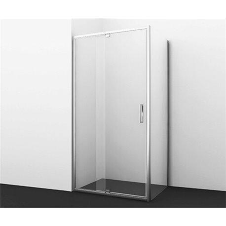 Душевой уголок WasserKRAFT Berkel 48P10 120x100x200 см, с распашными дверьми
