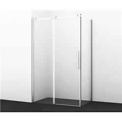 Душевой уголок WasserKRAFT Dinkel 58R37 140x100x200 см, с рздвижными дверьми