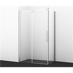 Душевой уголок WasserKRAFT Alme 15R37 140x100x200 см, с рздвижными дверьми