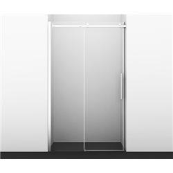 Душевая дверь WasserKRAFT Alme 15R30 130 см, раздвижная