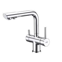 Смеситель Wasser KRAFT A8017 для кухни с подкуючением фильтра