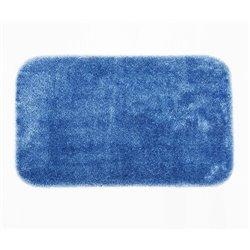 Коврик для ванной WasserKraft Wern BM-2503 Dark Blue 900x570 мм