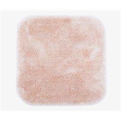 Коврик для ванной WasserKraft Wern BM-2554 Powder pink 550x570 мм