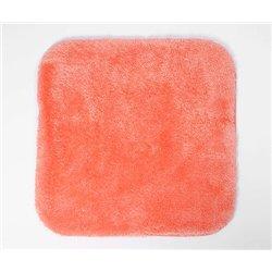 Коврик для ванной WasserKraft Wern BM-2574 Reddish orange 550x570 мм