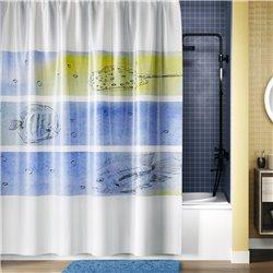 Шторка для ванной WasserKraft Inn SC-43101
