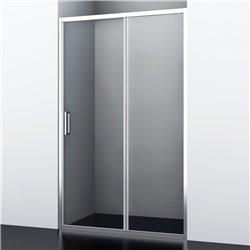 Душевая дверь WasserKRAFT Main 41S13, ширина 110 см, раздвижная