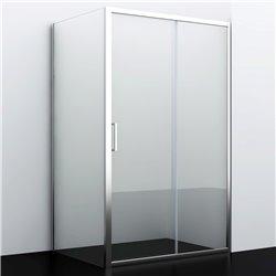 Душевой уголок WasserKRAFT Main 41S16 110x100x200 см, с раздвижными дверьми