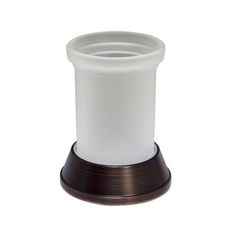 Стакан для зубных щеток Wasser KRAFT Isar K-2328